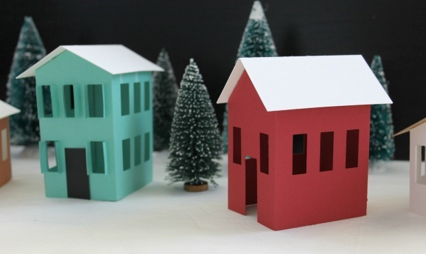 paper houses 3