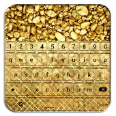 Gold Keyboard Designs