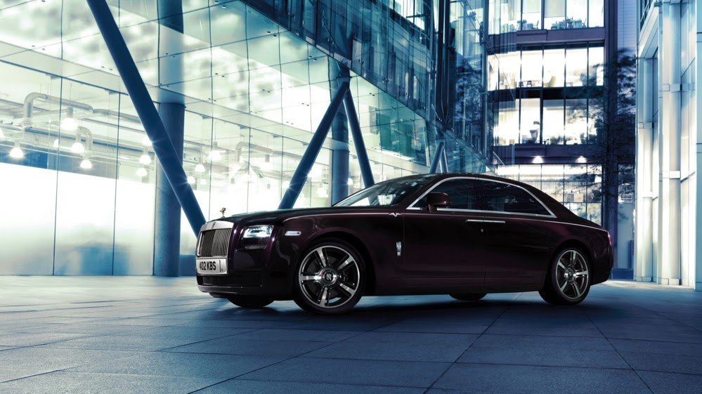 Rolls-Royce Ghost V-Specification 1