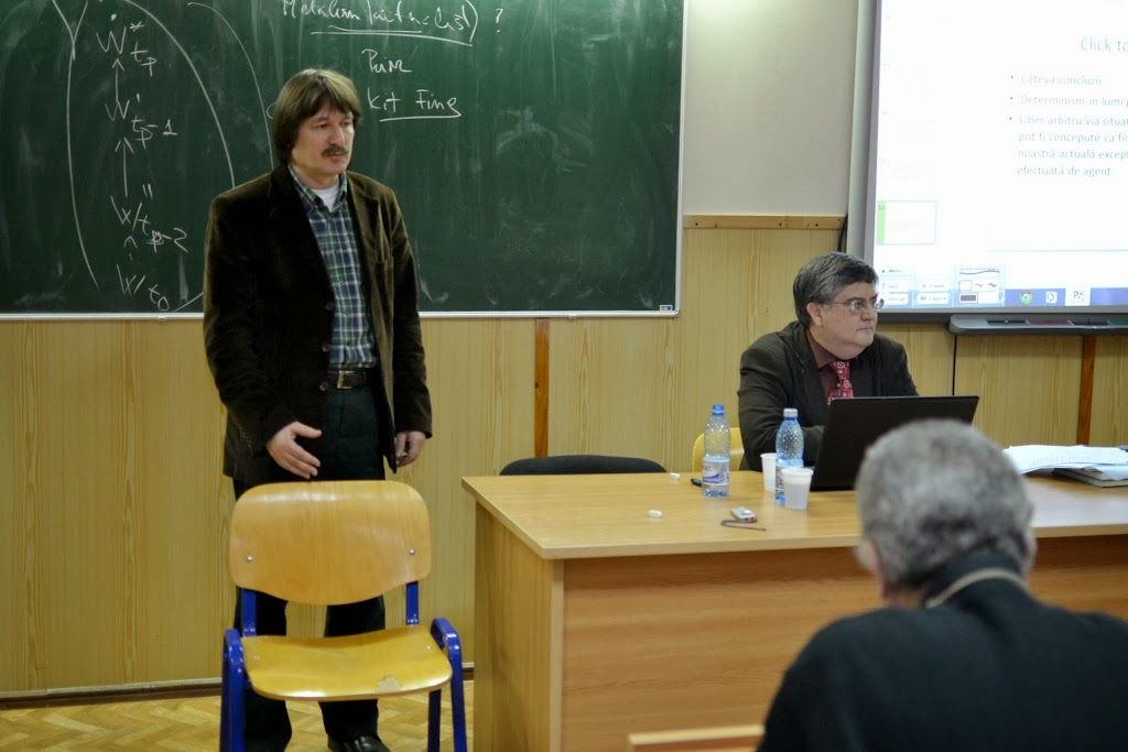 Mircea Dumitru - Liberul arbitru si responsabilitatea 073