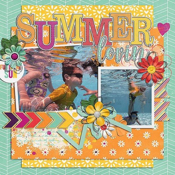 Titled Summer 1