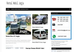 Jasa Pembuatan Blog Murah, Free Premium Blog Templates