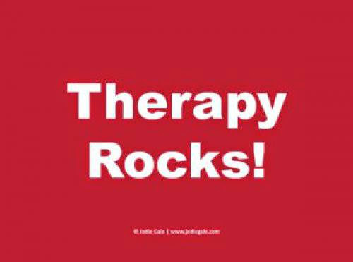 Therapy Rocks Why Love Matters
