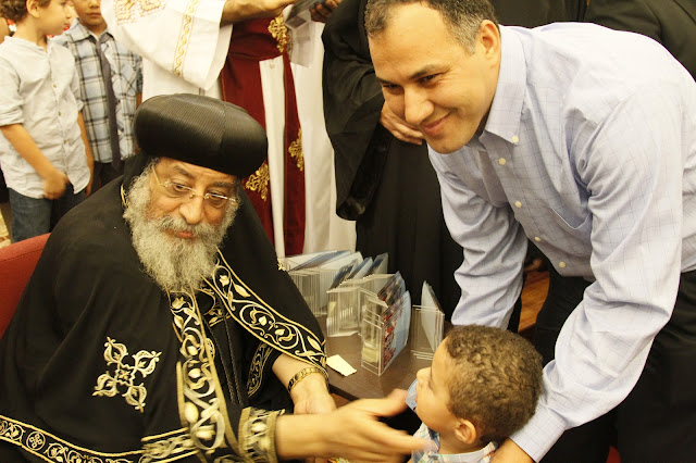 H.H Pope Tawadros II Visit (4th Album) - _MG_1078.JPG