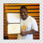 Maurice Powell, CASC Student Highlight and Graduate, October 2014