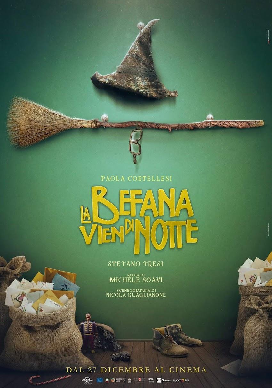La Befana Vien Di Notte, il nuovo film di Michele Soavi