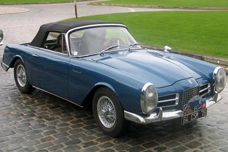 Facel Vega 1964 Facel 6 cabriolet