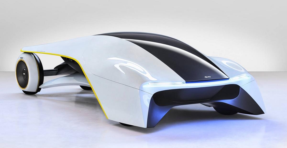 Quattroruote Scilla Concept