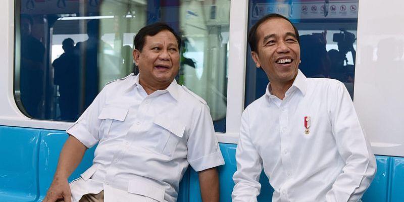 Duet Jokowi-Prabowo untuk Hindari Polarisasi, Prabowo Sudah Masuk Kabinet Kok Polarisasi Masih Ada?