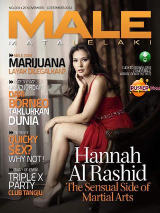 Majalah MALE Mata Lelaki Edisi ke-Empat