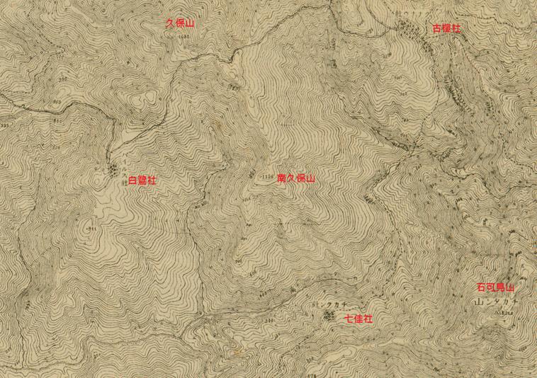 白鷺社map