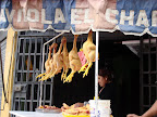 Chickens at Market (Huaraz, Peru)