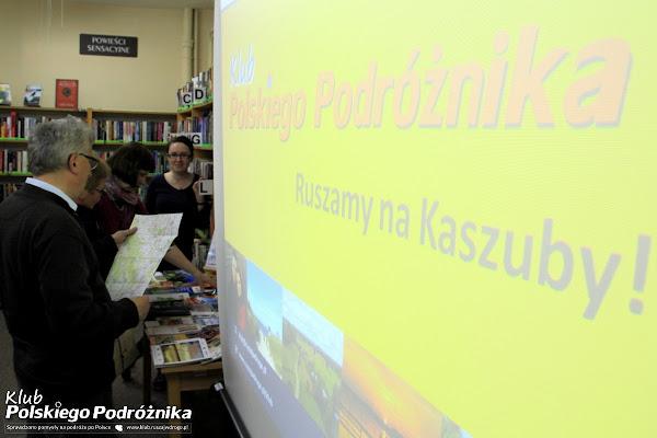 Spotkanie Klubu Polskiego Podróżnika w Gdańsku-Oruni