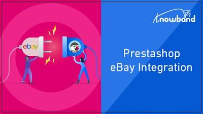 PrestaShop eBay marketplace connector