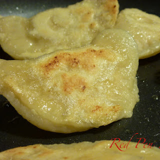 Homemade Pierogies