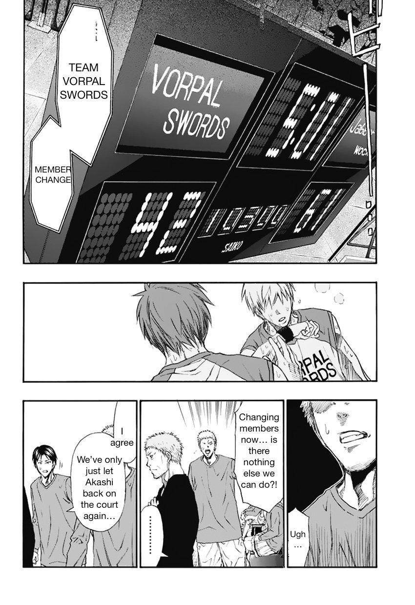 kuroko no basket extra game chapter
