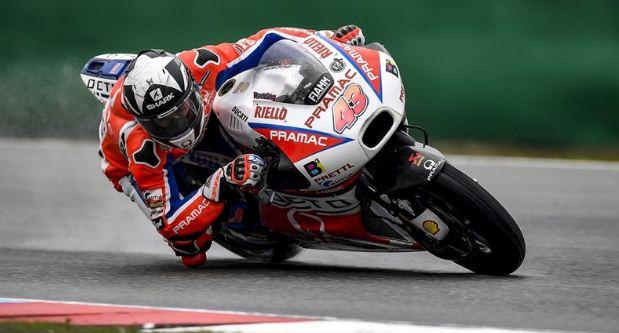 Hasil MotoGP Eropa di Valencia: Miller Tercepat FP2