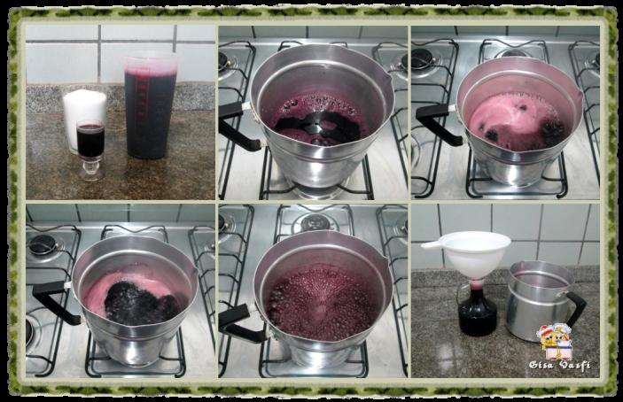 Pudim de vinho 5