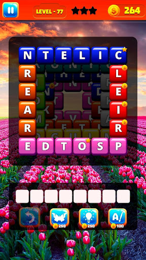 Wordy: Hunt & Collect Word Puzzle Game 1.1.4 screenshots 2