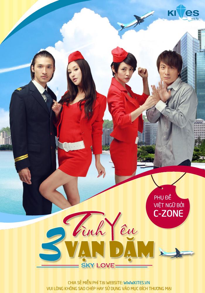 Phim Tình Yêu 3 Vạn Dặm - Sky Love