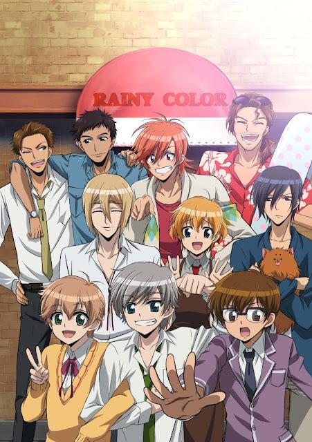 Rainy Cocoa: Welcome to Rainy Color