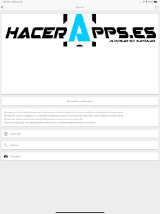 Download Hacerapps - Crea tu app For PC Windows and Mac apk screenshot 8