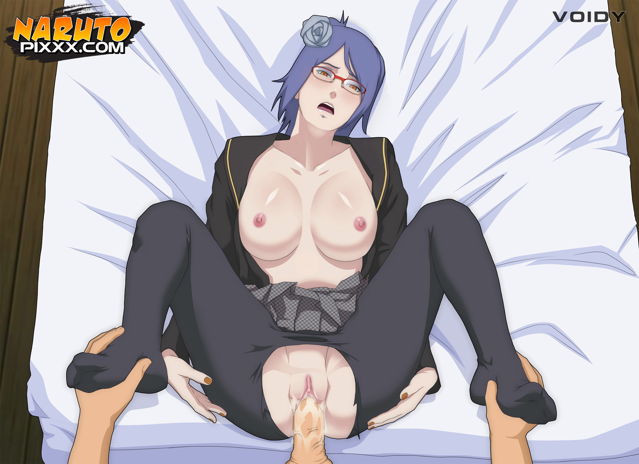 Hinata nude The Sexiest