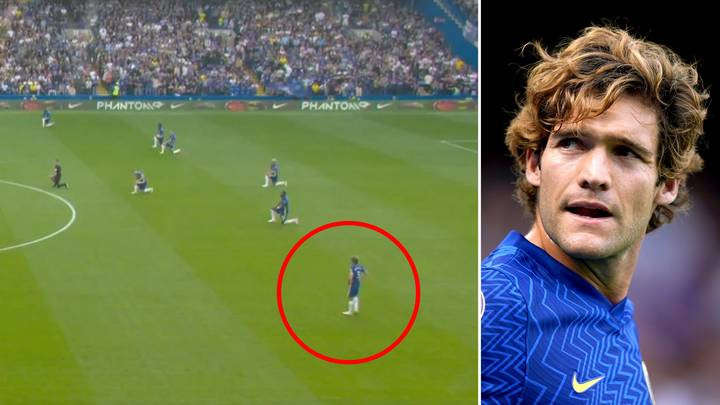 """""""It's losing strength' - Chelsea defender Alonso vows to stop taking the knee in fight against racism"""