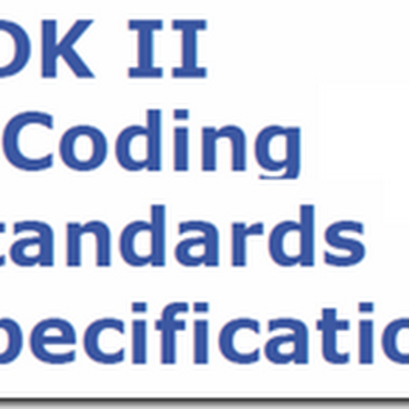 Introduction to the EDKII C Coding Standards