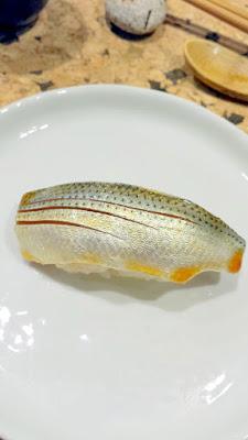 Kojada sushi at Nodoguro SupaHardCore May 29, 2016