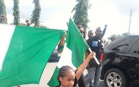 Checkout how June 12 Protesters were Treated in Canada and how they were treated in Nigeria