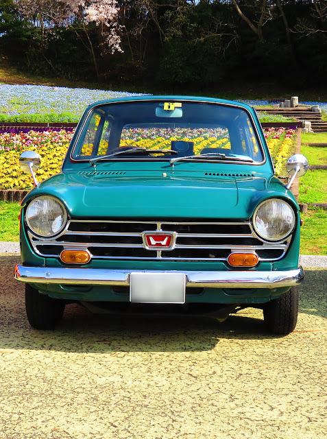HondaN360ホンダN360-1