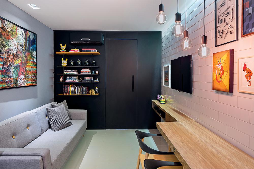 Móveis planejados para apartamento