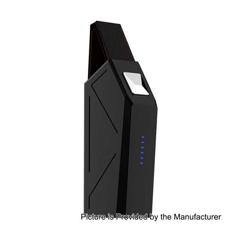 authentic-soomook-ff92-80w-1200mah-tc-vw-starter-kit-black-zinc-alloy-780w-35ml