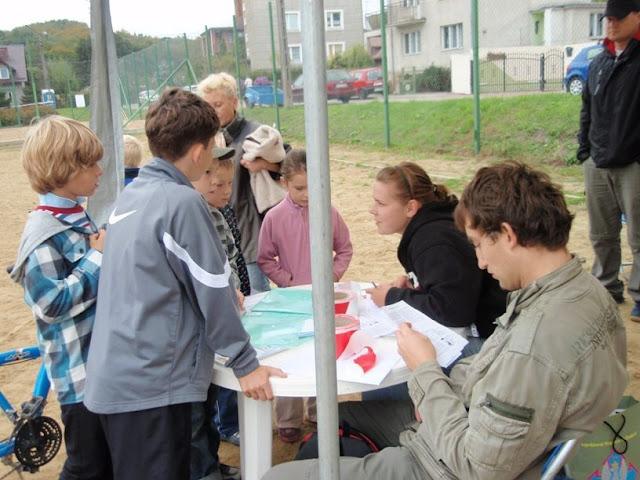 Piknik rodzinny - Przygoda z orientacją - 2009 - P9260327.JPG