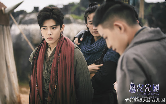 The Monkey King 3 The Land of Many Perfumes China Drama