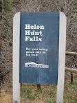 #1 of my Trail Hikes - Helen Hunt Falls