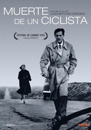 Muerte de un ciclista, una de las mejores películas de Juan Antonio Bardem