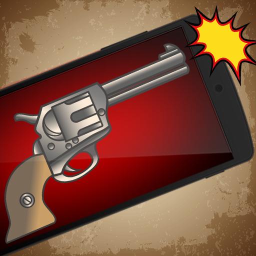 俄罗斯轮盘赌的左轮手枪 模擬 App LOGO-APP試玩