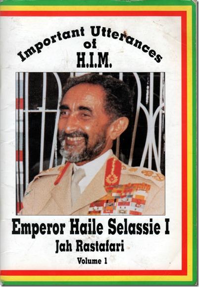 Important Utterances of H.I.M Emperor Haile Selassie