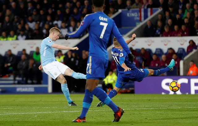 EPL update: Manchester City continues top form