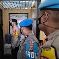 Kapolres Soppeng Melaksanakan Pengecekan Rumah Tahanan Milik Polres Soppeng