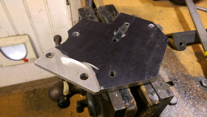 MX5 – Supercharger Gaskets and Mounting Brackets Tidy Up
