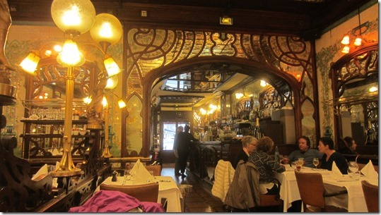 18. Lunch on Saturday at Montparnasse 1900 (2)