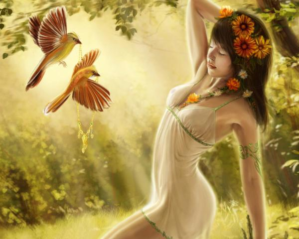 Morning Fantasy, Magic Beauties 3