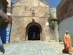Entrada a la Alcazaba