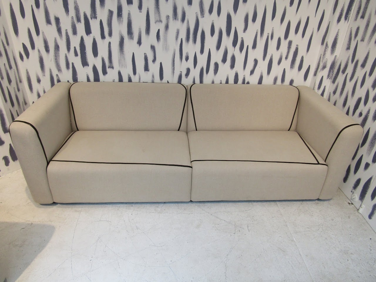 Ecart Paris Sofa