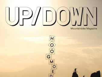 Eindredactie UP/DOWN mountainbike magazine