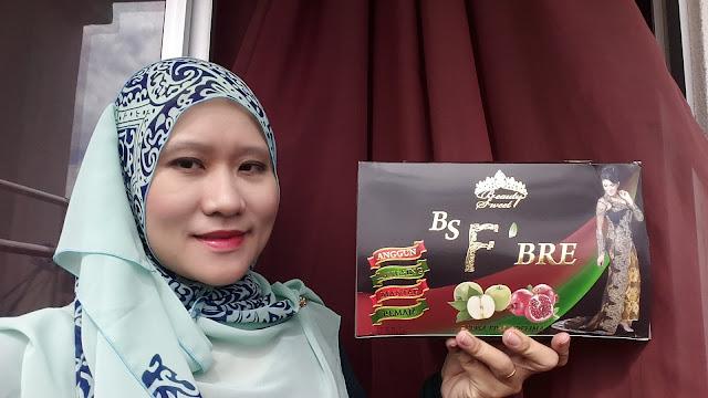 BS Fibre dari Beauty Sweet Kurus, Kenyang, Cantik