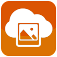 Cloud PhotoFrame.Net slideshow icon